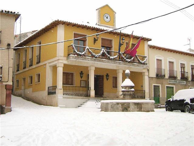 jadraque nevado - El pueblo