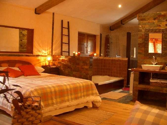 1 SUITE WEB - Casa rural con chimenea