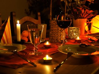 candlelight valentines dinner - Home Page