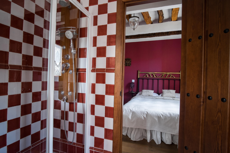 casa rural con duchas hidromasaje