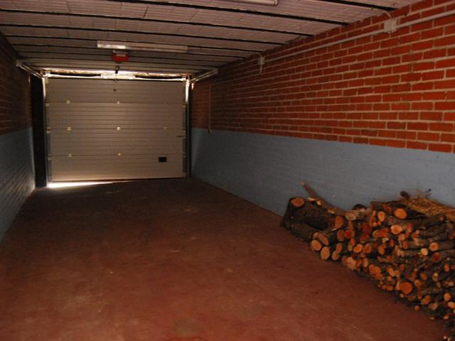 garaje casa rural